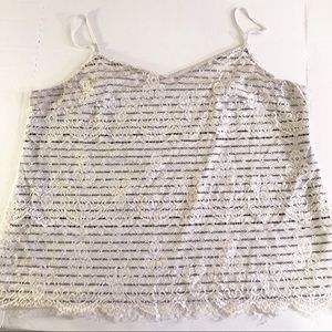 Maurices lace fashion top